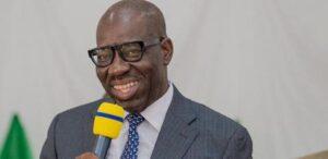 We Are Brothers, Oshiomhole Tells Obaseki In Edo State