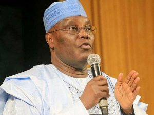 Presidency Blasts Atiku Over His Comment