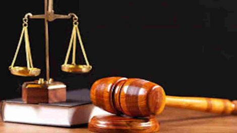 Buhari In Court Over Stealing